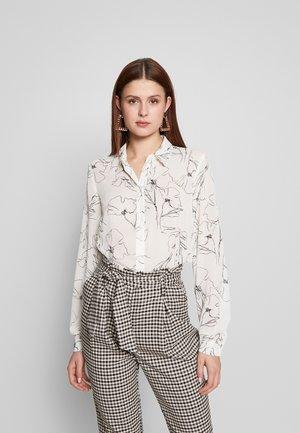 YASMALENE MONO - Camicia - star white