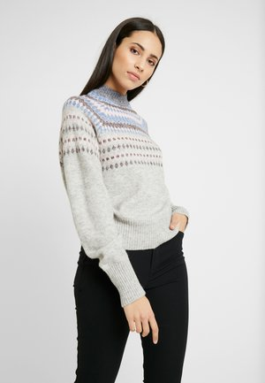 YASICE - Jumper - light grey