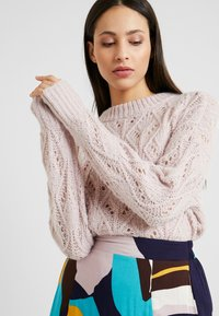 YAS Tall - YASDEMI - Pullover - violet ice - 3