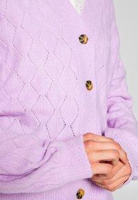 YAS Tall - YASDUFFY - Cardigan - pastel lilac - 4