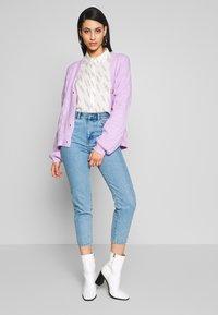YAS Tall - YASDUFFY - Cardigan - pastel lilac - 1
