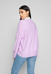 YAS Tall - YASDUFFY - Cardigan - pastel lilac - 2