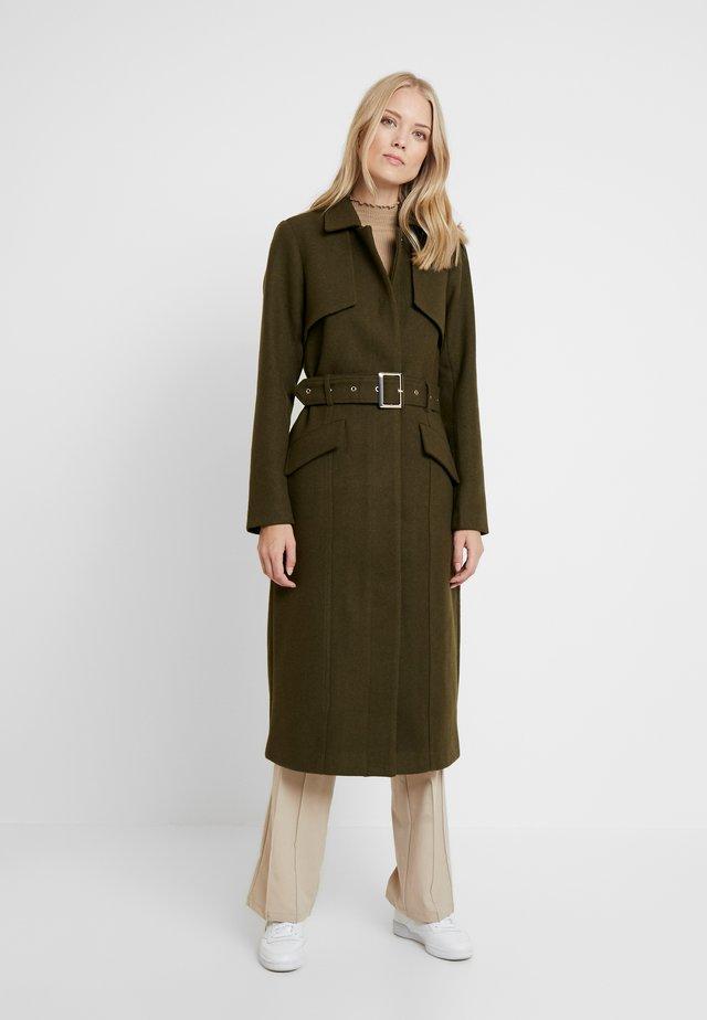 YASCARLA COAT - Classic coat - beech