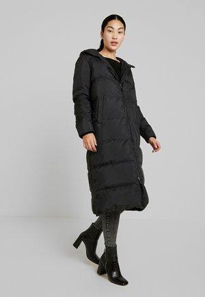 YASPUFFA JACKET - Classic coat - black