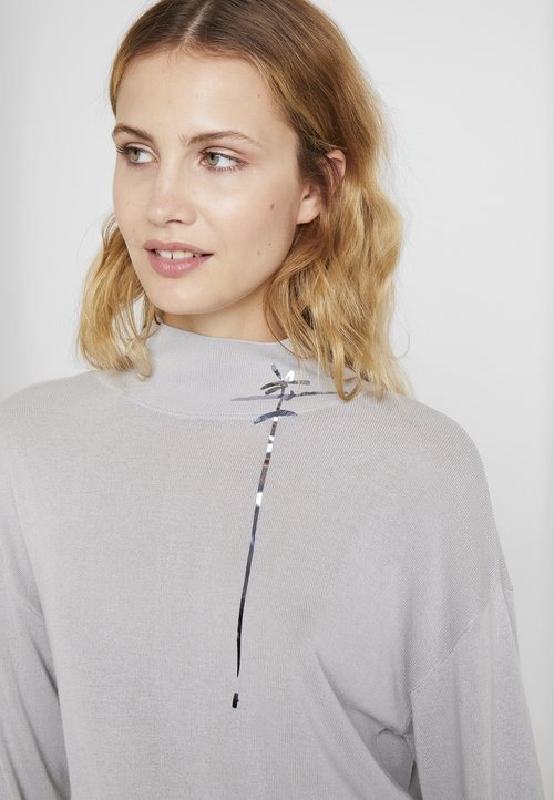 nowy Yargici Sweter - light grey Odzież Damska RUZG-TJ3