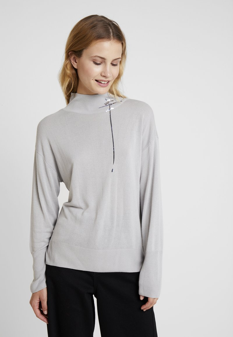 Yargici - Jumper - light grey