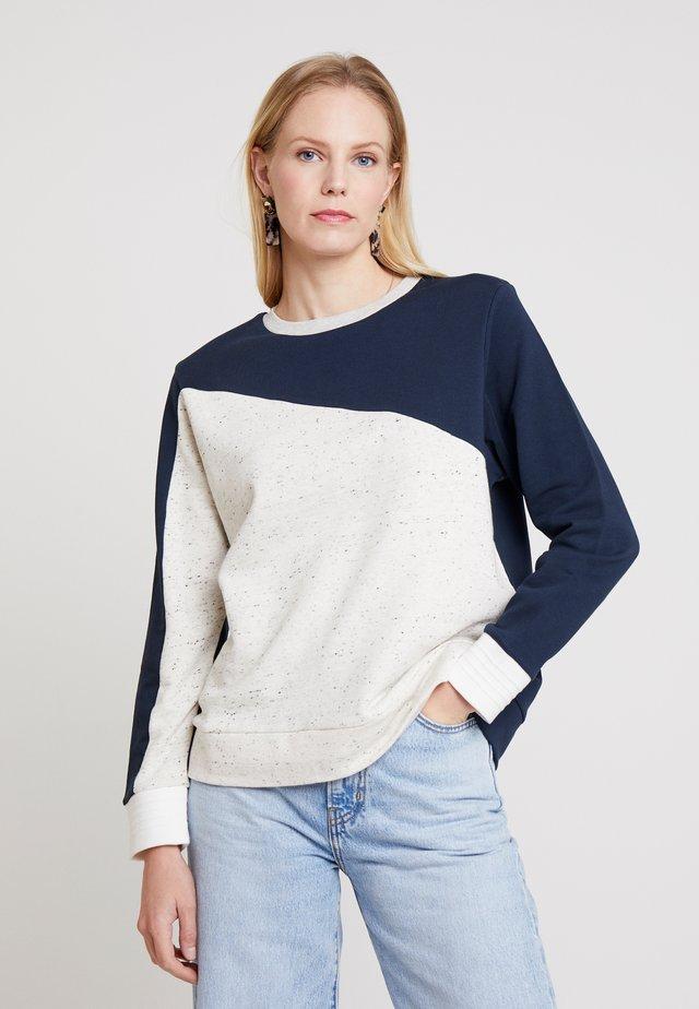 BLOCK DETAILED - Sweatshirt - multi color