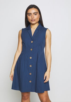 YASOCEAN DRESS PETITE  ICONS  - Denní šaty - dark denim