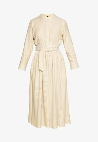 YAS Petite - YASEMBER SHIRT DRESS PETITE - Shirt dress - golden rod/star white - 4