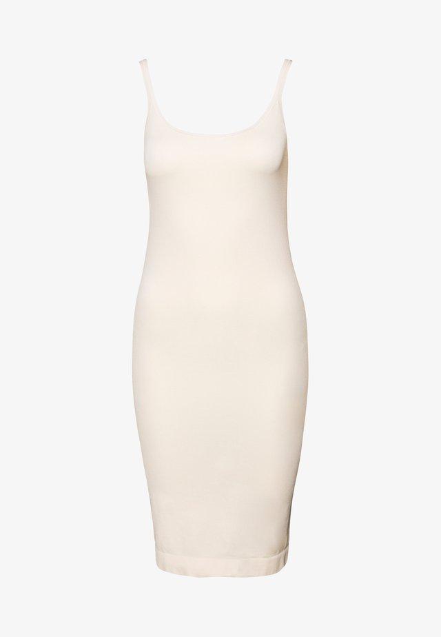 YASSEAMLESS INNER DRESS - Tubino - eggnog
