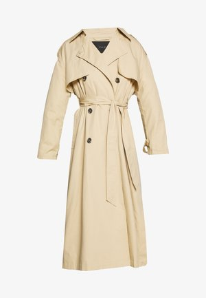 YASSHILEE ICONS - Trenchcoat - pebble