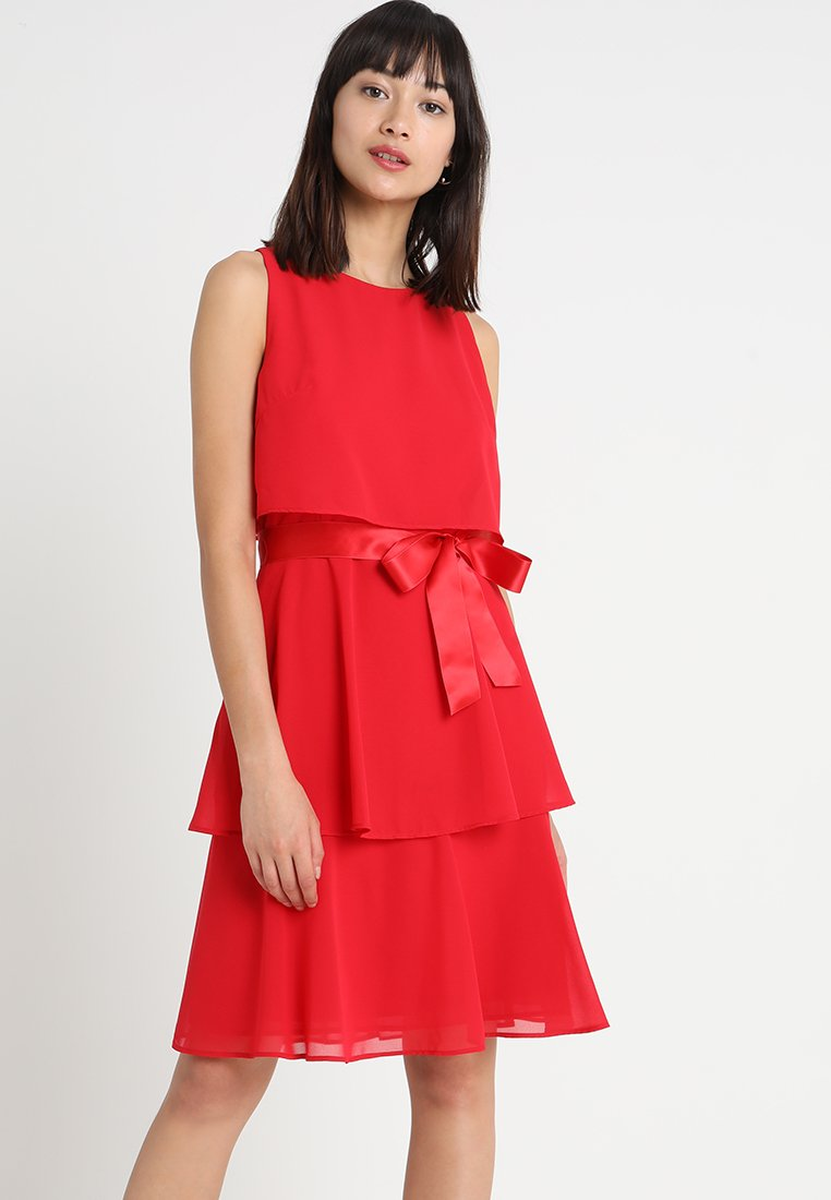 Young Couture by Barbara Schwarzer - Cocktail dress / Party dress - red