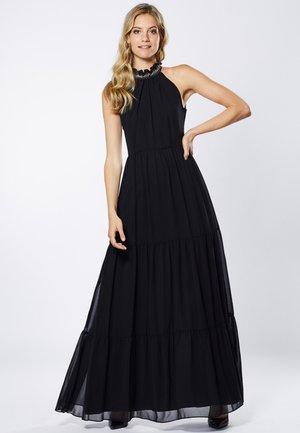 LANG - Robe longue - black