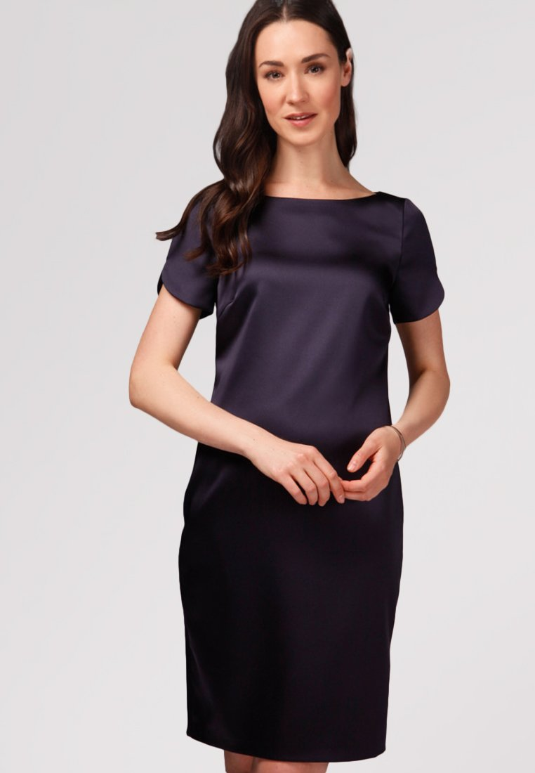 Young Couture by Barbara Schwarzer - Cocktail dress / Party dress - dark blue