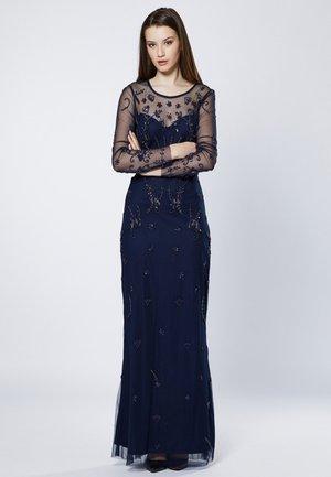 LANG - Robe de cocktail - dark blue