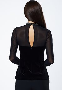Young Couture by Barbara Schwarzer - Blouse - schwarz - 2