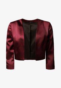 Young Couture by Barbara Schwarzer - Blazer - wine - 3