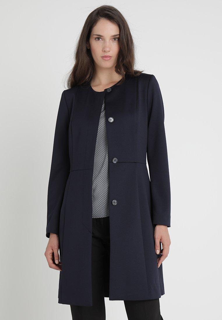 Young Couture by Barbara Schwarzer - Kort kåpe / frakk - navy