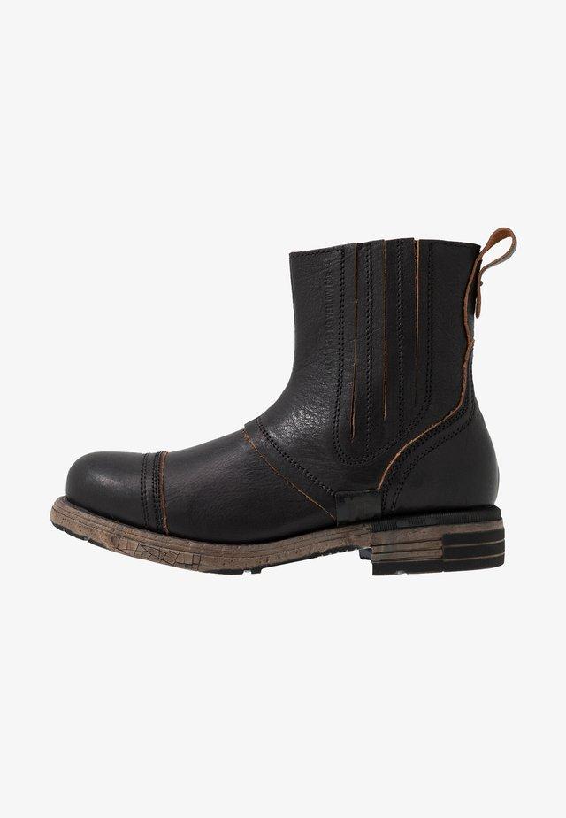 UTAH - Kotníkové boty - black