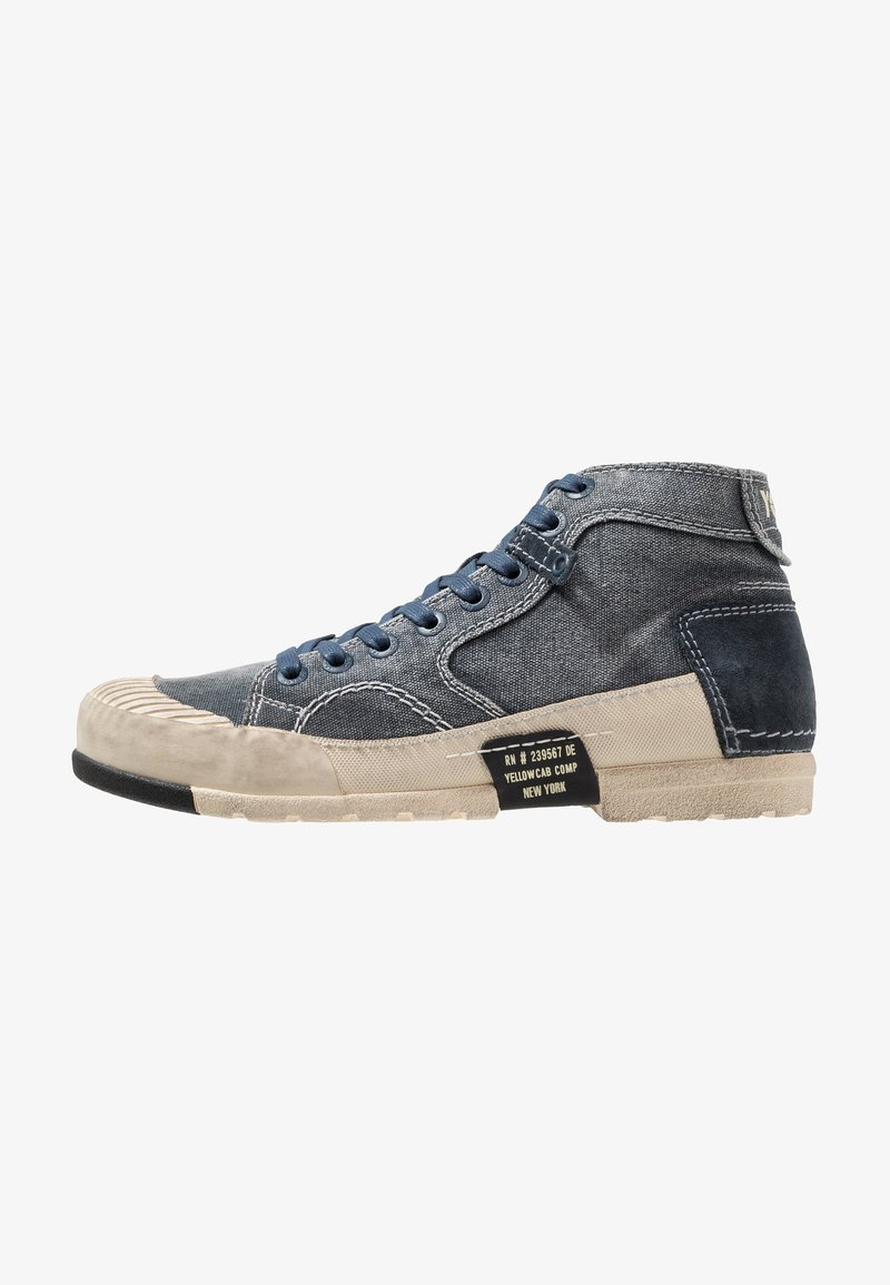 Yellow Cab - MUD - High-top trainers - jeans