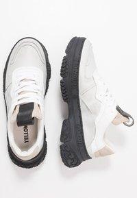Yellow Cab - DAKOTA - Sneakersy niskie - white - 1