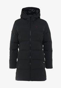 YETI - AUKEA BONDED COAT - Dunkåpe / -frakk - black - 6