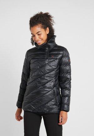 MISI ANORAK - Down jacket - black