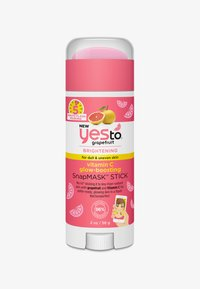 Yes To - YES TO GRAPEFRUIT VITAMIN C BOOSTING MASK SNAPSTICK 59G - Face mask - - - 0