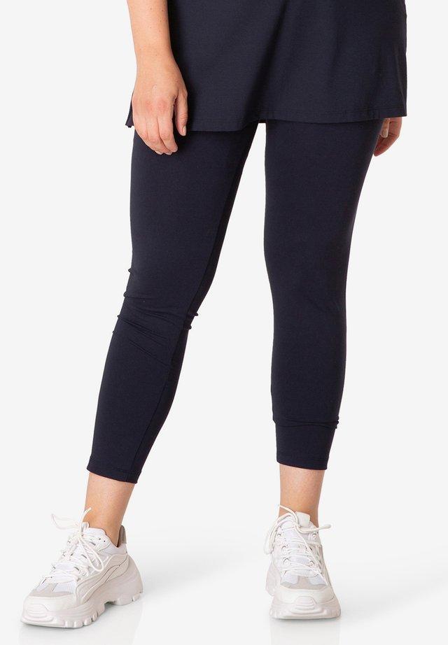 ANDREA  - Leggings - Trousers - dark blue