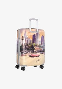 Y Not? - Wheeled suitcase - apricot - 1