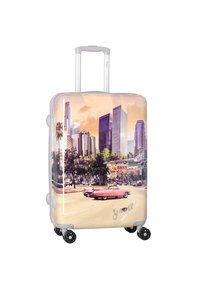 Y Not? - Wheeled suitcase - apricot - 3