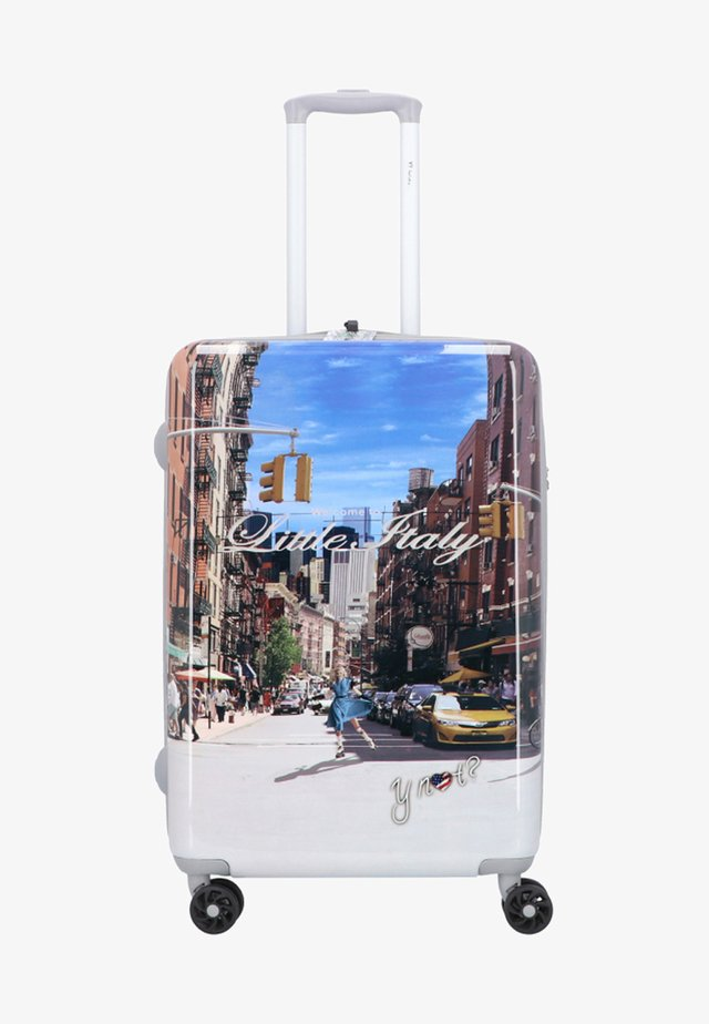 Wheeled suitcase - new york
