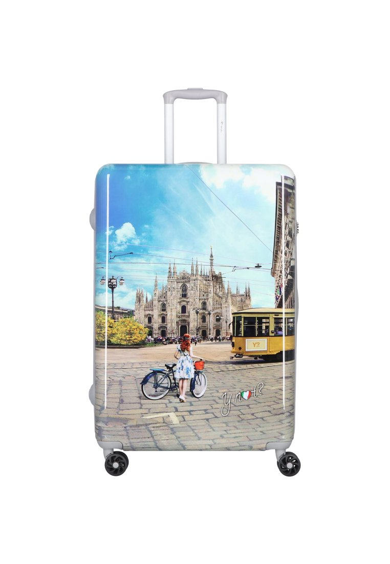 Y Not? - Wheeled suitcase - mailand