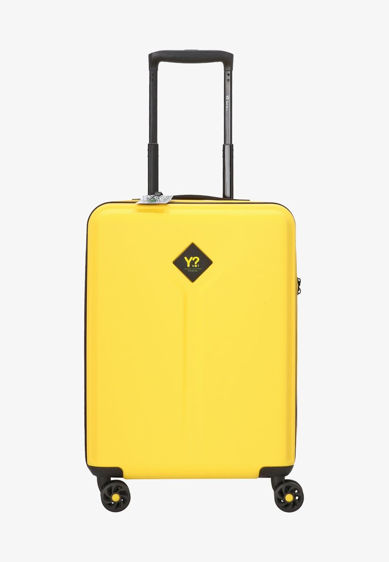 Y Not? - Wheeled suitcase - yellow