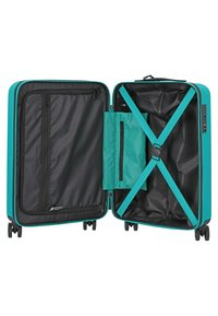 Y Not? - Wheeled suitcase - teal - 4
