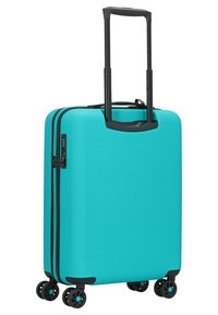 Y Not? - Wheeled suitcase - teal - 1