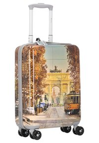 Y Not? - Wheeled suitcase - tan - 3