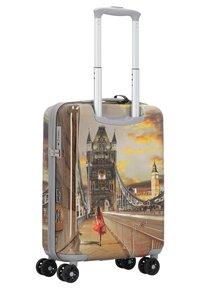 Y Not? - Wheeled suitcase - grey - 1