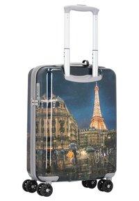 Y Not? - Wheeled suitcase - blue - 1