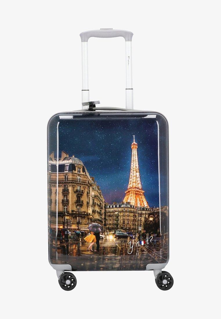 Y Not? - Wheeled suitcase - blue