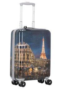 Y Not? - Wheeled suitcase - blue - 5