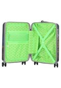 Y Not? - Wheeled suitcase - blue - 3