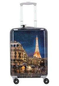 Y Not? - Wheeled suitcase - blue - 4