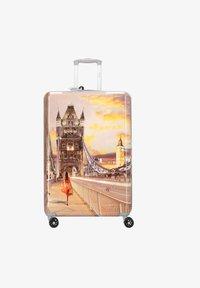 Y Not? - Wheeled suitcase - grey - 0