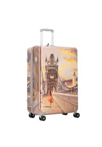Y Not? - Wheeled suitcase - grey - 3