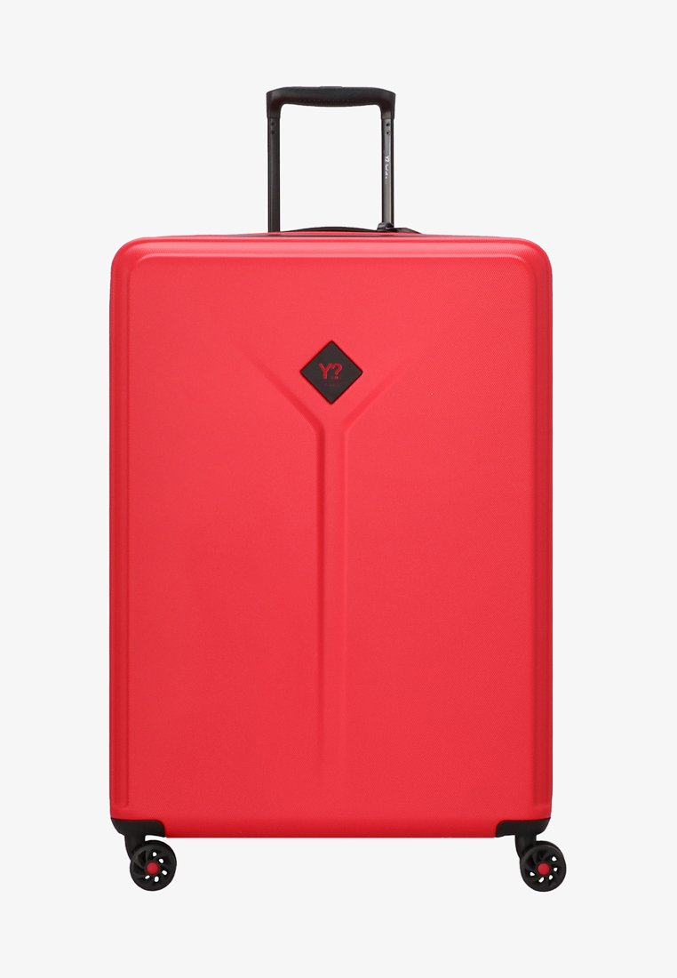 Y Not? - Wheeled suitcase - red