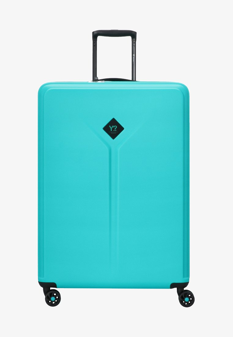 Y Not? - Wheeled suitcase - emerald green