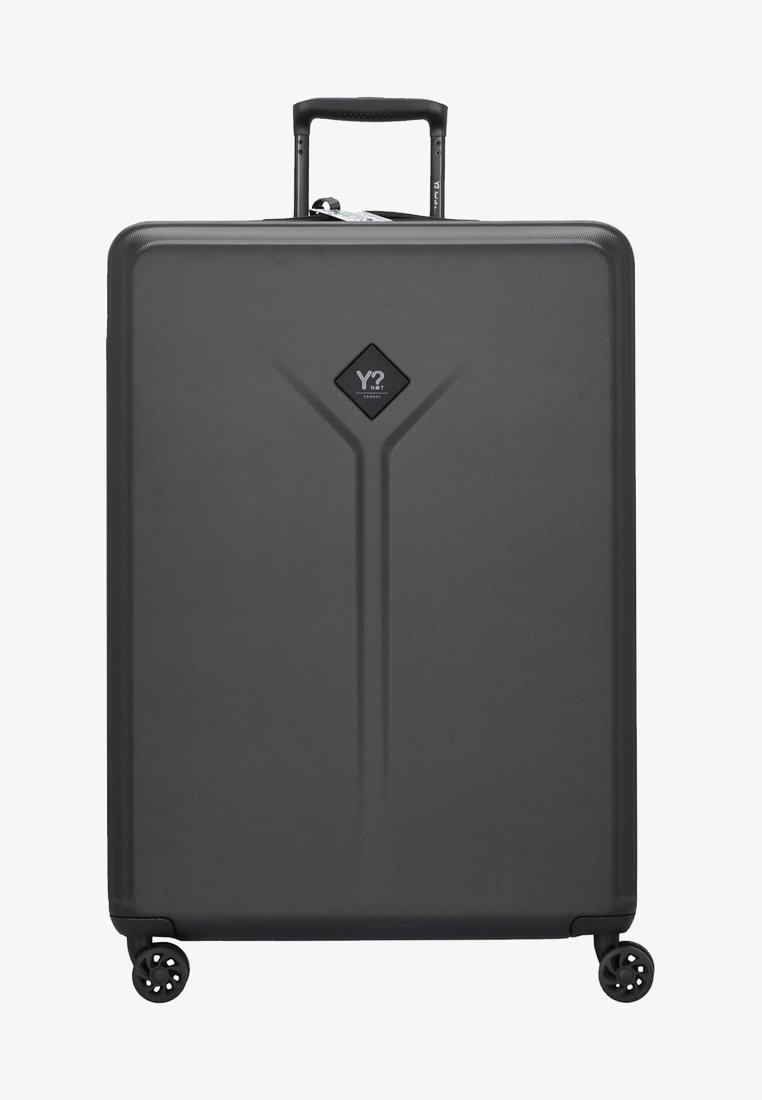 Y Not? - Wheeled suitcase - black