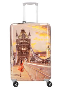 Y Not? - Wheeled suitcase - light pink - 1