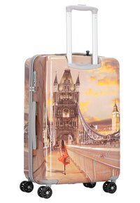 Y Not? - Wheeled suitcase - light pink - 4